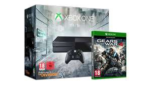 Xbox-Sale im [Microsoft Store UK]: z.B.  Xbox One 500GB + Quantum Break + Alan Wake + Forza Horizon 3 für 202,35€ oder Xbox One 1TB + The Division + Gears of War 4 für 224,79€