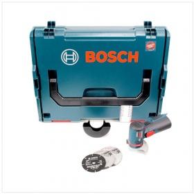 Bosch GWS 10.8 Solo + LBoxx Winkelschleifer bei Rakuten