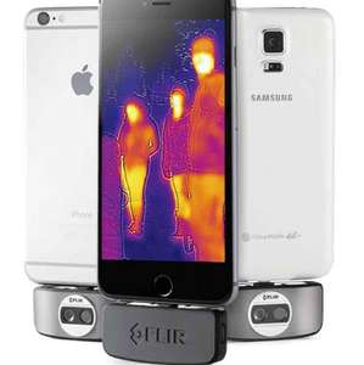 Flir One - Wärmebildkamera für Android