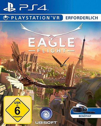 [SCHWAB] PS VR - Eagle Flight (PS4) 29,99€ [Neukundenrabatt]
