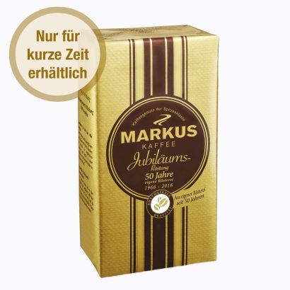 [Aldi Nord] MARKUS® Jubiläums-Röstung - 6% Ersparnis