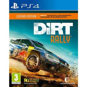 [PS4] Dirt Rally Legend Edition