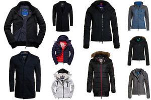 eBay WoW Superdry verschiedene Jacken und Größen 49,95€