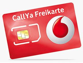 Vodafone Callya Prepaid 15 Euro einzahlen - 15 Euro Cashback kassieren über Questler.