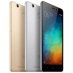 Xiaomi Redmi 3s Global Edition 5 inch 3GB RAM 32GB ROM Snapdragon 430 Octa-core 4G Smartphone bei [Banggood]