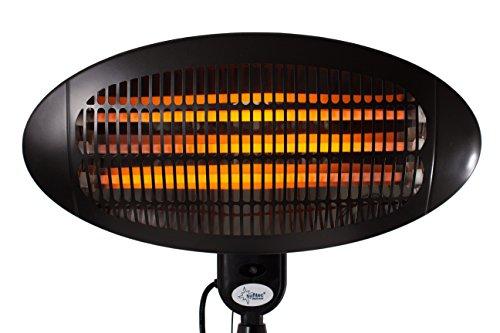 Amazon-Blitzdeal: Suntec Wellness Terassen-Heizstrahler Night Sun zu 54,99 inkl. Versandkosten