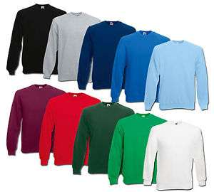Fruit of the Loom Sweatshirt/Pullover für Herren für 11,80€