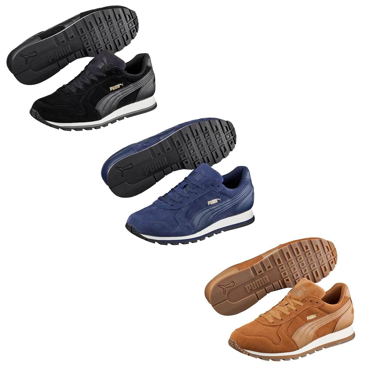 Puma Sneaker Herren ST Runner (Wildleder) für 34.95 versandkostenfrei @Jomodo Ebay Shop