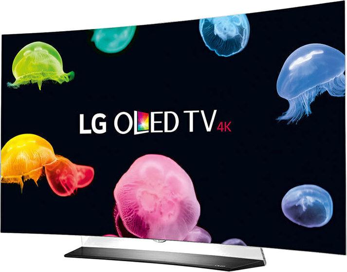 LG 65C6V OLED TV 4K