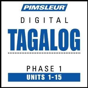"""[Audible] Pimsleur Tagalog - """"Philippinisch"""" lernen - 15 Lektionen à 30 Minuten gratis"""