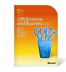 Microsoft Office 2010 Home & Business 32/64bit OEM Version - DEUTSCH