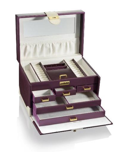 [Amazon/FBA] Hochwertige Schmuckkästchen in schicken Designs von Juwelendieb für eure Liebste >50% Rabatt
