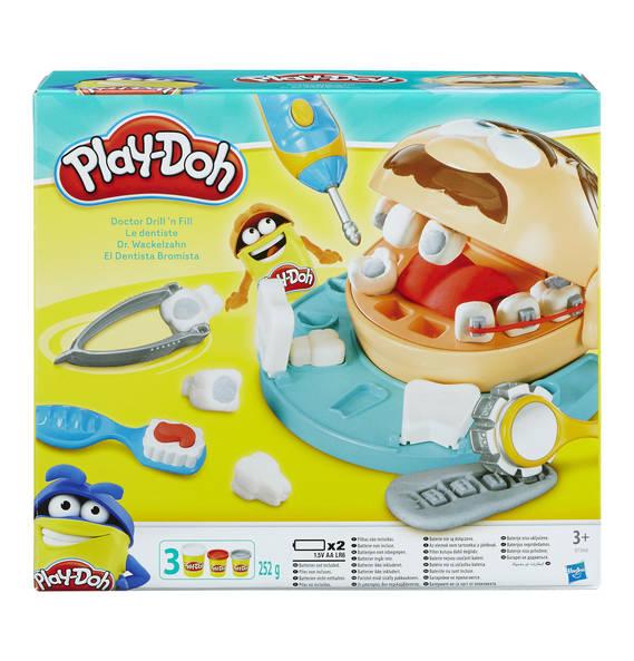 Play Doh Dr. Wackelzahn für 11,99€ bei Abholung @ [GALERIA Kaufhof]