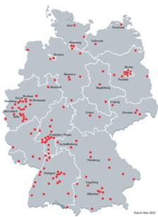 gratis WLAN in 120 Bahnhöfen in Deutschland - pro Tag 30 Minuten