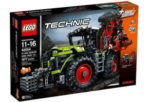 [amazon.co.uk] LEGO Technic 42054 - CLAAS XERION 5000 TRAC VC für 96,39€ inkl. Versand | WHD- Sehr Gut