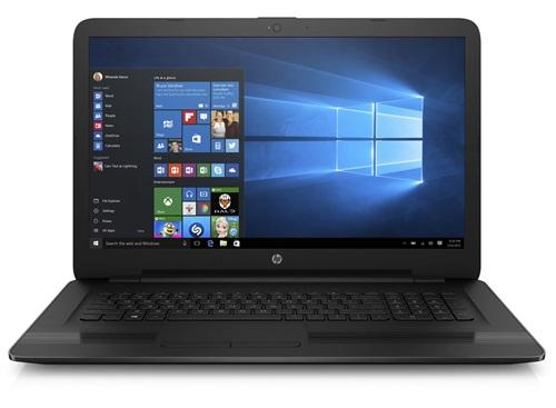 """HP 17"""" 17-x171ng Notebook (Intel i5 7200U, 16GB SDRAM, 256GB M.2 SSD, AMD Radeon R7 M440) für 591€ im Studentenrabatt"""
