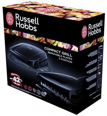 Russell Hobbs Compact Fitnessgrill zum Bestpreis bei top12.de