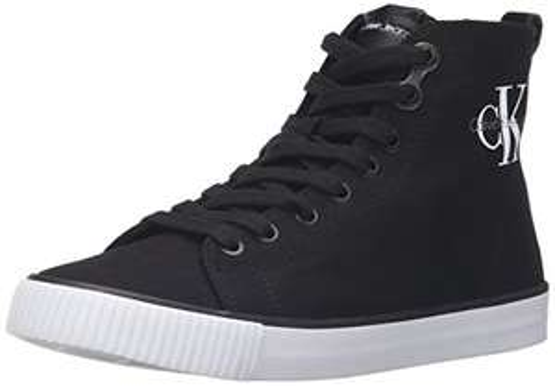Calvin Klein Damen Dolores Canvas Sneakers Gr. 38 für 9,97€