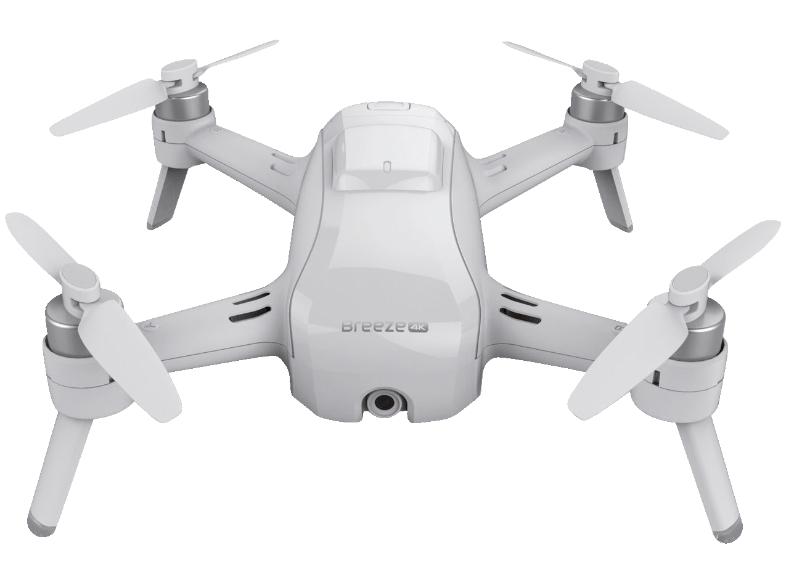 [SATURN Late Night Shopping] YUNEEC 4K Drohne für 399 € -> 46 € unter idealo