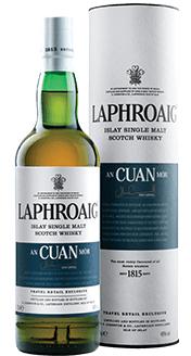 [GrenzgängerCZ] Laphroaig Limited Editions An Cuan Mor und Brodir Islay Whisky