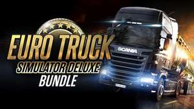 Euro Truck Simulator 2 - Deluxe Bundle - Bundle Stars