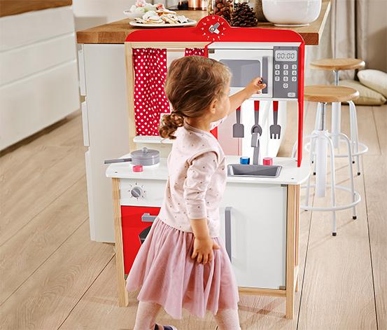 Holzküche für Kinder (tchibo online)