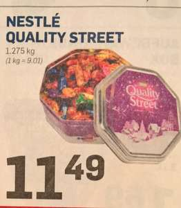 [lokal ACTION Filialen] Quality Street 1275g Dose