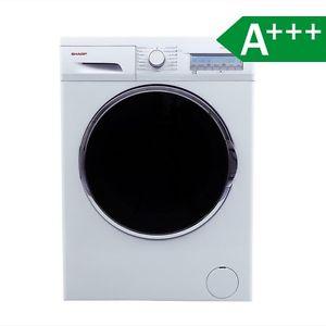 Sharp ES FC 7144 W3 DE Waschmaschine FL / A+++ / 162 kWh/?Jahr / 1400 UpM / Füllmenge: 7 kg / Frontlader / 15 Programme für 279€ *UPDATE*