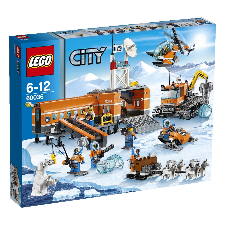 [ideeundspiel] LEGO® City 60036 Arktis-Basislager für 60€ inkl. Versand anstatt 85