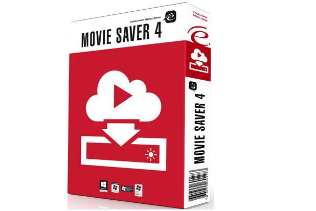Movie Saver 4 für €6,99 - und jeder 10. Kauf gratis