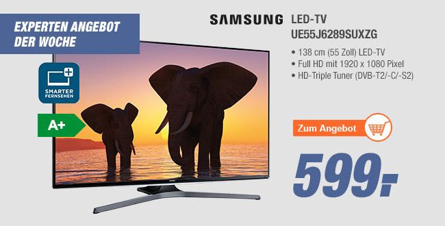 Expert SAMSUNG LCD TV UE55J6289SUXZG