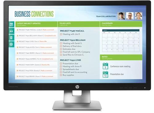 "HP EliteDisplay E272q QHD-Monitor (2560 x 1440 / 27"") für 300,72€!! [HP Friends&Family]"