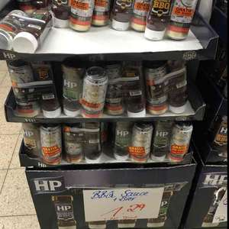 [Lokal Kiel] Krümet HP BBQ Sauce+ Warsteiner Bier