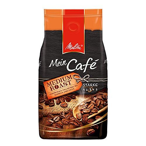 "Melitta Mein Café ""Medium Roast"" & ""Dark Roast"" ab 6,68€ / kg [Amazon Prime]"