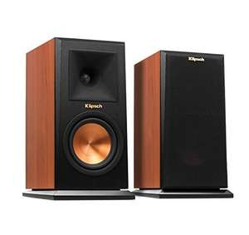 Klipsch RP-150M Lautsprecher (Paar), Farbe: kirsch [Amazon]