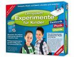 Lernpaket Experimente für Kinder (Elektronik, Physik und Chemie) inkl. Versand für 7,95 € anstatt 28,90 €!