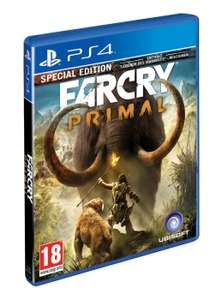 Far Cry Primal - Special Day One Edition für PS4 und Xbox One für 22,77 € bei games2game.at