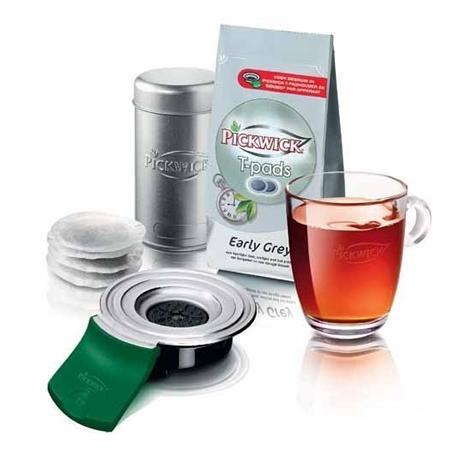 Philips Senseo Tee - Set inklusive Padhalter 6,50€ frei Haus bei Eltronics