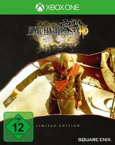 Final Fantasy Type-0 HD - Steelbook Edition xbox one 8,34