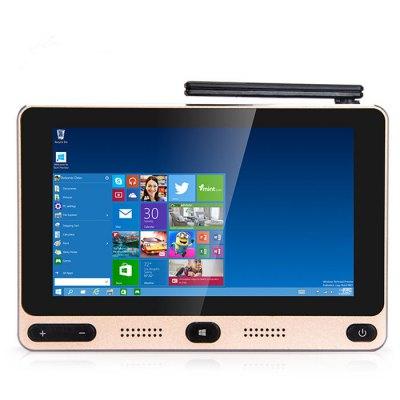GOLE1 Mini PC mit Touchscreen (5 HD IPS Touch, Intel x5-Z8300, 4GB RAM, 32GB eMMC + Slot für 2,5-HDD, 4x USB + HDMI + microSD, Wlan Dualband, 2600mAh [erw. durch Powerbank], Windows 10 + Android 5.1 Dualboot) für 103,77€ [Gearbest]