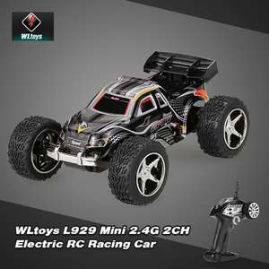 WLtoys L929 Mini 2.4Ghz 2CH RC Stunt Car