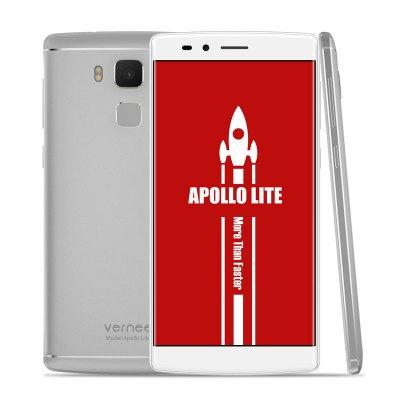 """[Gearbest] Vernee Apollo Lite Helio X20 Deca Core 4GB 32GB Dual Sim 5,5"""" FHD Android 6 Quickcharge Gorilla 3 Smartphone mit LTE Band 20 für 161,86€ inkl. Steuern und Versand"""