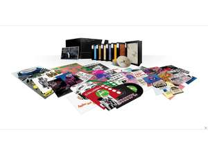 Pink Floyd - The Early Years 1965 - 1972 Box-Set ( 27 Discs) für 449 € @ Saturn DE