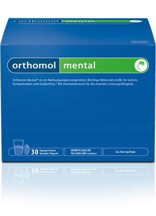 Orthomol Mental Gratisprobe