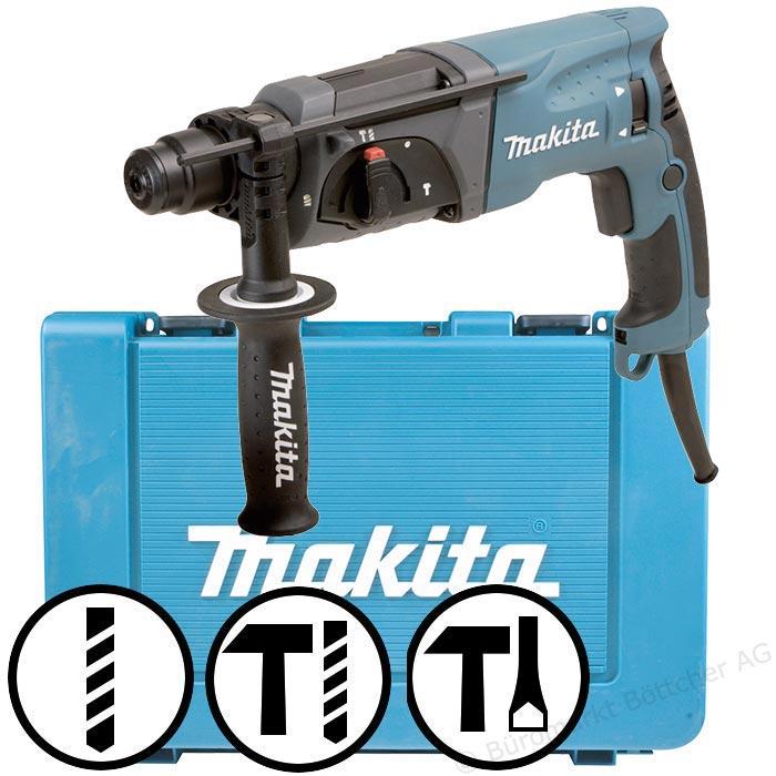 Makita HR2470 SDS Plus Bohrhammer + Koffer
