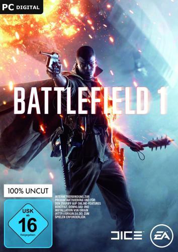 [Juke.com] Battlefield 1 PC Code für 39,99€