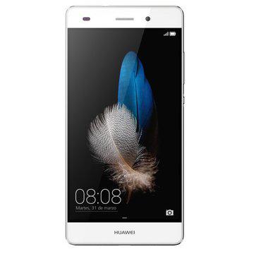 Huawei P8 lite nur weiss 75,05 €