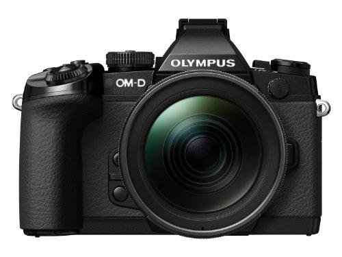 Olympus OM-D E-M1 MFT Kamera-Kit mit M.Zuiko Digital ED 12-40mm 1:2.8 (@amazon.it)