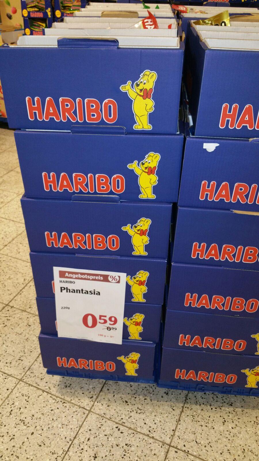 [ Local ] Globus Güdingen - Haribo 220g Packungen
