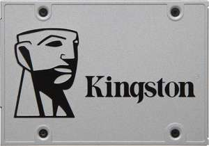 Kingston SSDNow UV400 240GB für 55,94€ [Mindfactory]